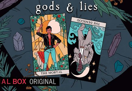 Serial Box: Gods and Lies Review