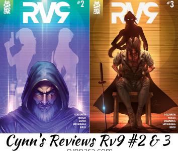 RV9 #2 & 3